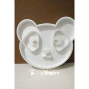 Panda Figura Hueca 20 Rellenar Polyfan Caba Formas Golosinas