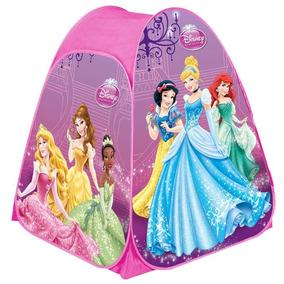 Barraca Portátil Princesas Disney - Gfa010 - Zipp Toys