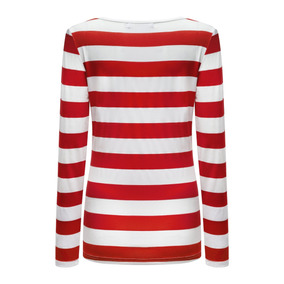b5f544e2cb Hollister Co Camisas Lisas Rayadas Ropa Mujer - Vestuario y Calzado ...