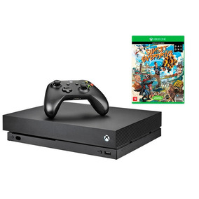 Xbox One X 1tb + Jogo Sunset Overdrive Day One