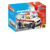 Playmobil 5681 Ambulancia De Rescate