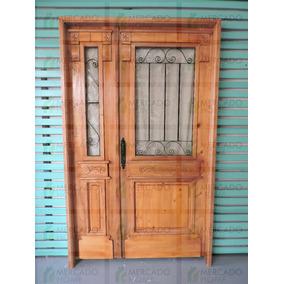 Puerta Y Media. Portada. Estilo Antiguo Modelo E-110. Única