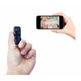 Mini Camera Wifi Espionagem Transmissão Tempo Real