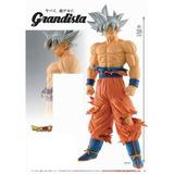 Goku Ultra Instinto, Banpresto Grandista, Envio Gratis