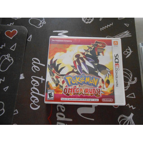 Pacotão Jogos Nintendo 3ds - Pokémons, Etc..
