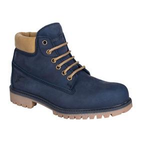 En Botas Mercado Mujer Industriales Para Botinetas Azul Zapato Y SHt07qx