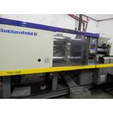 Maquina Inyectora De Plastico Battenfeld 200tn