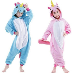 Unicornio Pijama Kigurumi Infantil . Pronta Entrega!