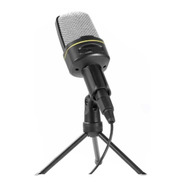 Micrófono Condensador Streaming + Trípode 785 - Audiomobile