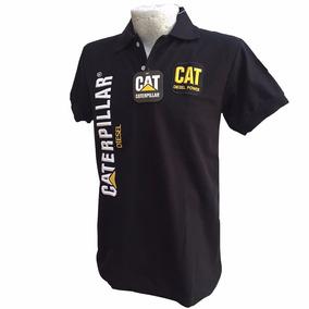 Playera Caterpillar Cat Tipo Polo - 100% Algodón 38 Modelos