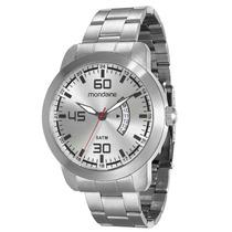 Relógio Masculino Mondaine Analógico Social 78652g0mvna1 - P
