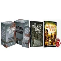 Livro Box The Walking Dead + Invasão + Busca E Destruição