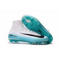 Chuteira Nike Mercurial Superfly V Fg - Profissional - Campo