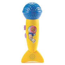 Bubble Guppies Micrófono Rockero Mattel Cgd94