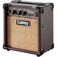 Amplificador Guitarra Acústica Laney 10w La10 En 18 Cuotas