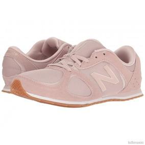 zapatos new balance mujer rosa