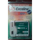 Protector De Aire Acond. Exceline (gsm-r120b) 120v Nuevo