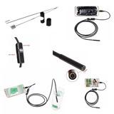Kit Sonda Câmera + Maquina + Lanterna Choque