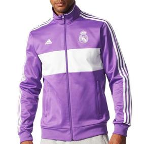 Chamarra Futbol Soccer Real Madrid Hombre adidas Az5354