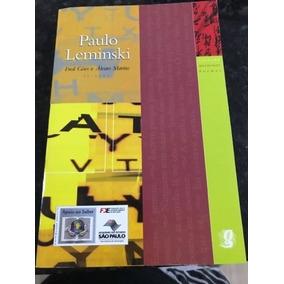 Livro Paulo Leminski - Usado