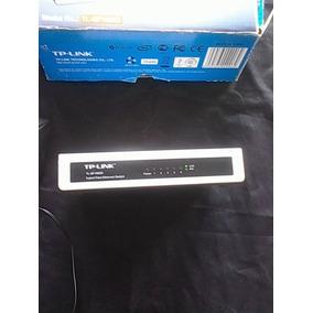 Suiche 5 Puertos Tp-link Internet Switch