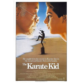 Poster Cartaz Karate Kid #1