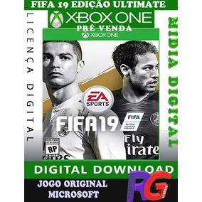 Fifa 19 Ultimate One Disponível Envio Imediato Roraima Games