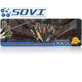 Cable Electrico Thw # 8 Marca Elecon Ttu St Concentrico Stp