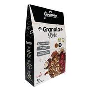 Granola 1 Kilo Keto Vegano Libre De Aditivos Y Preservantes
