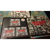 Caja De 3cd De Los Rolling Stones ¨singles Collection¨