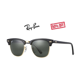 3857271dce official store ray ban clubmaster clássico 3016 c garantia brinde 6e5c3  c5b66