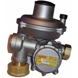 Regulador De Presion De Gas Natural 25 Mts / Hora Salustri