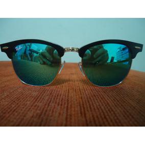 1451259115ba2 Oculos Rayban Lente Azul Redondo De Sol Outras Marcas - Óculos no ...