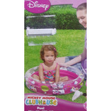 Piscina De Bebe Inflable Mickey Mouse 61cm X 15 Cm