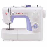 Máquina De Costura Singer Simple 3232 A Mais Completa 110v