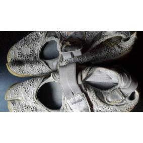 Zapatillas Tipo Guillerminas 39