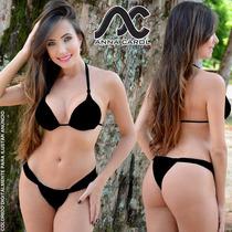 Bikini Fio Dental Anna Carol Panicats Sensual C/ Bojo Cor-20