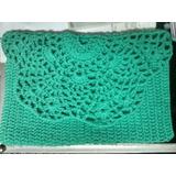 Sobre Cartera Bandolera Tejida Al Crochet Unicos!!!