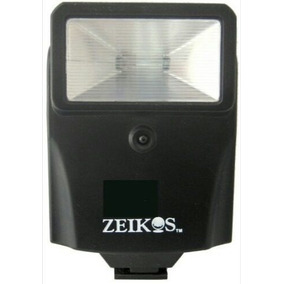 Flash Zeikos Ze-ds12 Con Barra Recta