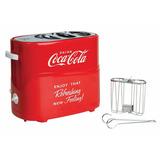 Tostadora Hot Dog Nostalgia Coca Cola Retro Series