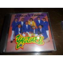 Cd Los Yaguaru Conga Y Timbal Nuevo