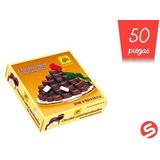 Bombon Chocolate De La Rosa 50pzs