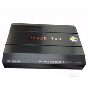 Amplificador Power Two