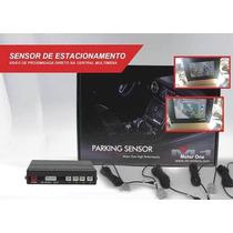 Sensor Estacionamento M1 Para Central Multimidia Dvd Player