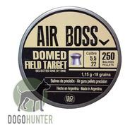Balines Air Boss Domed Field Target 5.5 X 250 18 Grains