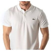 Camisa Gola Polo Lacoste Varias Cores Masculina Original.