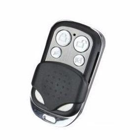 Controle Remoto Alarme Copiador Clone Duplicador Portao 433