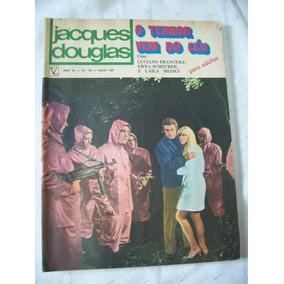 Jacques Douglas Nº 36: O Terror Vem Do Céu Luciano Francioli