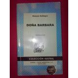 Doña Barbara - Romulo Gallegos (libro)