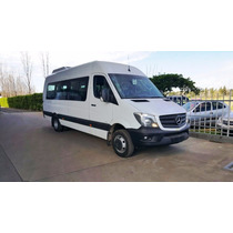 Mercedes Benz Sprinter 515 Cdi Minibus 19+1 Plan Adjudicado